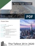 One World Trade Center Presentation (2)