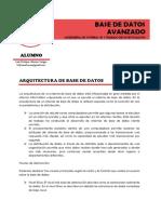 Arquitectura de Base de Datos