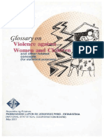 Glossary on Violence Against Women_0