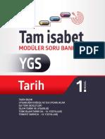 YGS Tarih Tam İsabet Soru Bankası.pdf