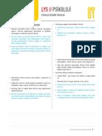 LYS Felsefe Grubu PDF