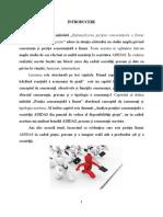 Rationalizarea Pozitiei Financiare a Firmei