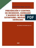 Prevención y Control de Incendios Autoguardado