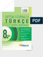 Martı 8. Sınıf Türkçe Soru Bankası