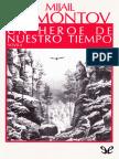 LERMONTOV, Mijail Y. - 1839 - Un Heroe de Nuestro Tiempo [Pról Nabokov]