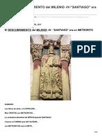 Parnasodelsoneto.wordpress.com-343 El Descubrimiento Del Milenio -IV-santiago Era Unmeteorito