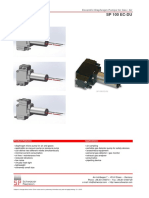 Zweiköpfige Exzenter-Membranpumpe als Miniaturpumpen für z. B. portable Gasanalysegeräte