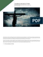 7 Provas Físicas Da Existência de Jesus Cristo - Fatos Desconhecidos