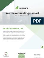 Nuuka Overview 2017