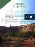 El Basalto en La Agricultura