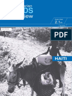 Haiti_2016 HNO_03 Mar 2016