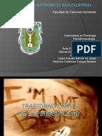 Trastorno Limite de La Personalidad Expo Psicofarmacologia1