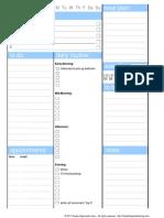Andreadekker.com Wp-content Uploads 2011 02 Blank-Dialy-Planner-Sheet
