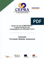 CEPRA - Rede de Ar Comprimido e Manutenção de Ferramentas Pneumáticas