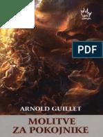 Arnold Guillet - Molitve Za Pokojnike
