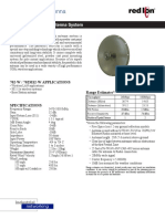 Ant Pad58 32 Data Sheet