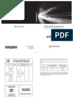 Manual Corolla 2014 - 01999-98450