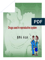 04.Drugs Used in Reproductive System