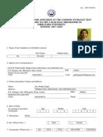 Application Form(1)