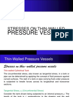 01.1_Stress on Thin-walled Pressure Vessels