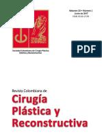 CIRUGÍA PLÁSTICA Y RECONSTRUCTIVA Volumen-23-Nº-1-Junio-2017.pdf