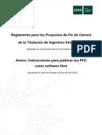 Reglamento Pfc 0