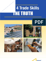 Train 4 Trade Skills the TRUTH_1