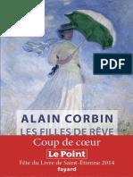 Les filles de reve - Alain Corbin.epub