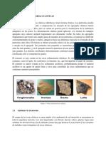 Rocas Sedimentarias Clásticas