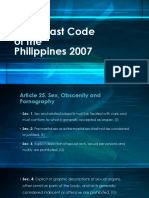 KBP Article 25 and 26