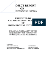 Project of Import of Finance-1