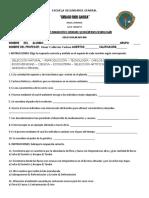 EXÁMEN  DE DIAGNOSTICO CIENCIAS 1 BIOLOGÍA 2017 - 2018.docx