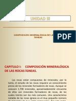 Cap III..Comp q y Mine de Las r Igneas