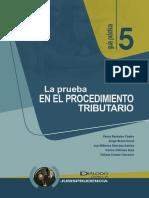 La Prueba en El Procedimiento Tributario (1)
