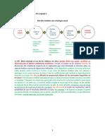 Párrafos modelos - causalidad
