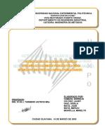 Estudio Ingenieria Metodos Ladrillo Refractario Ceramica Carabobo