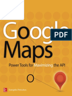 Google Maps- Power Tools for Maximizing the API by Evangelos Petroutsos