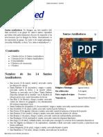 Santos Auxiliadores - EcuRed