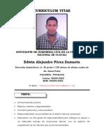 Edwinperez CV 2017