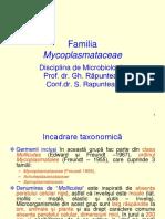 Bacteriologie - Curs 7