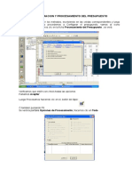 CAP III, Procesam del Ppto, Pie y Procesos Especiales.doc