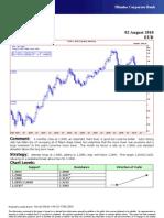 AUG-02 Mizuho Technical Analysis EUR USD