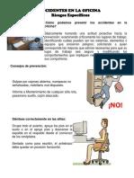 Accidentes en La Oficina (1)
