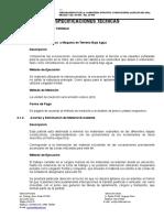 Especificaciones Tecnicas Adicional Nº01