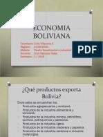 Tarea 1 Economia Boliviana