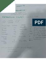 Orgânica 2 - Matérias Pra P2