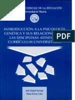 Introducción a La Psicología Genética y Sus