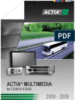 ACTIA Catalogue4C en HiRes