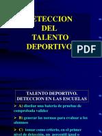 Deteccion de Talentos