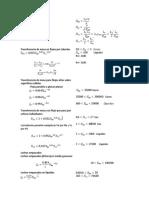 Formulario Sólo Con Ecuaciones de EV2